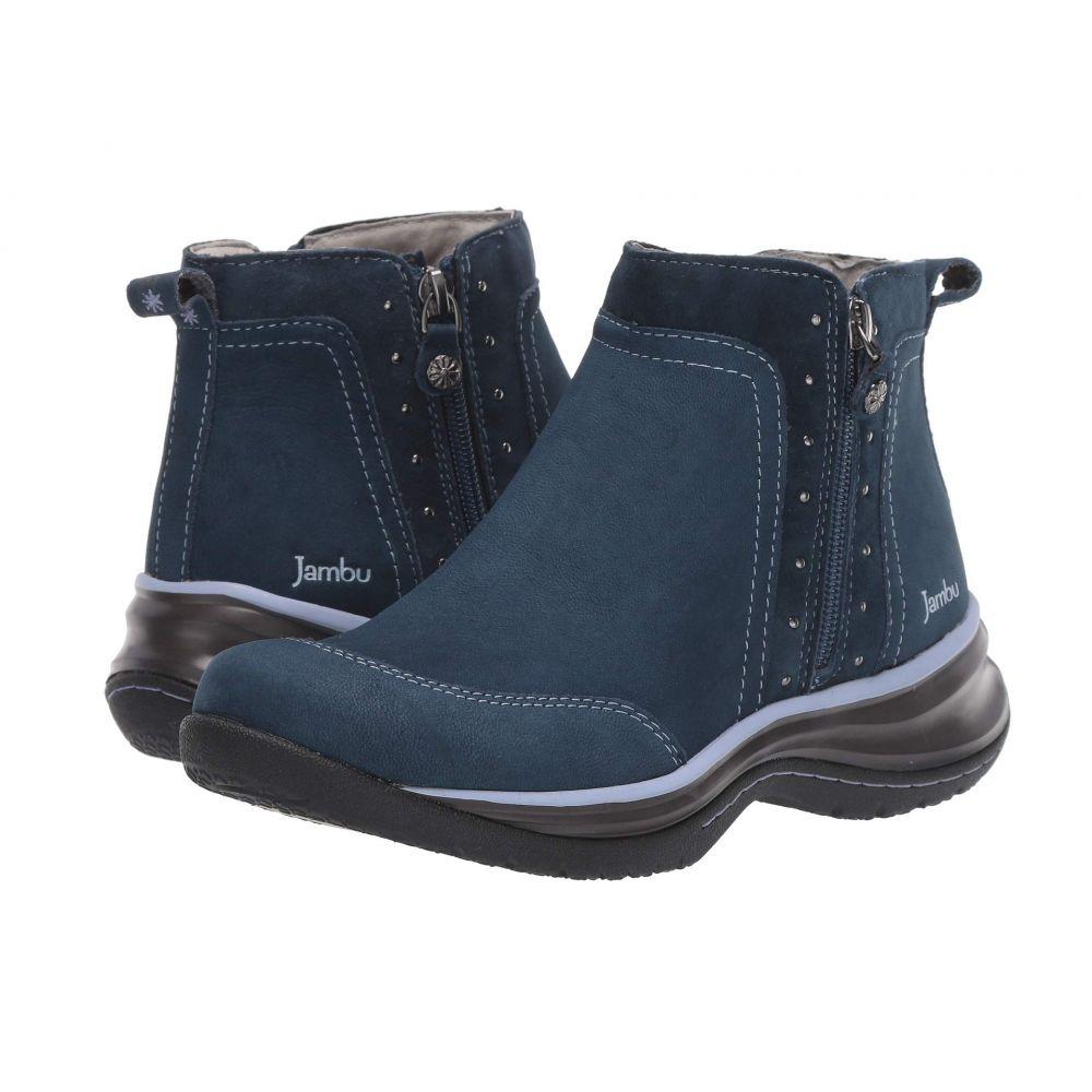 ジャンブー Jambu レディース ブーツ シューズ・靴【Camryn】Navy