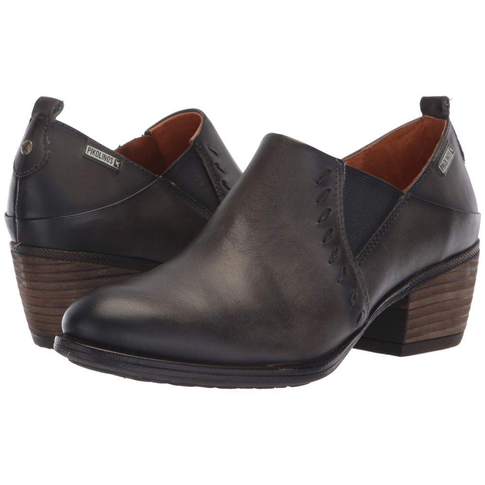 ピコリノス Pikolinos レディース ブーツ シューズ・靴【Baqueira W9M-7666】Lead