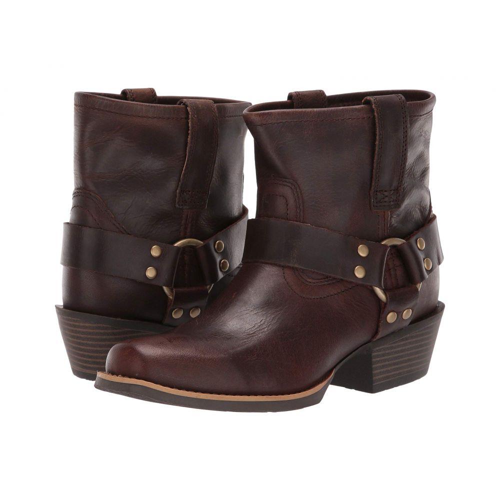 ジャスティン Justin レディース ブーツ シューズ・靴【Bridie】Brown