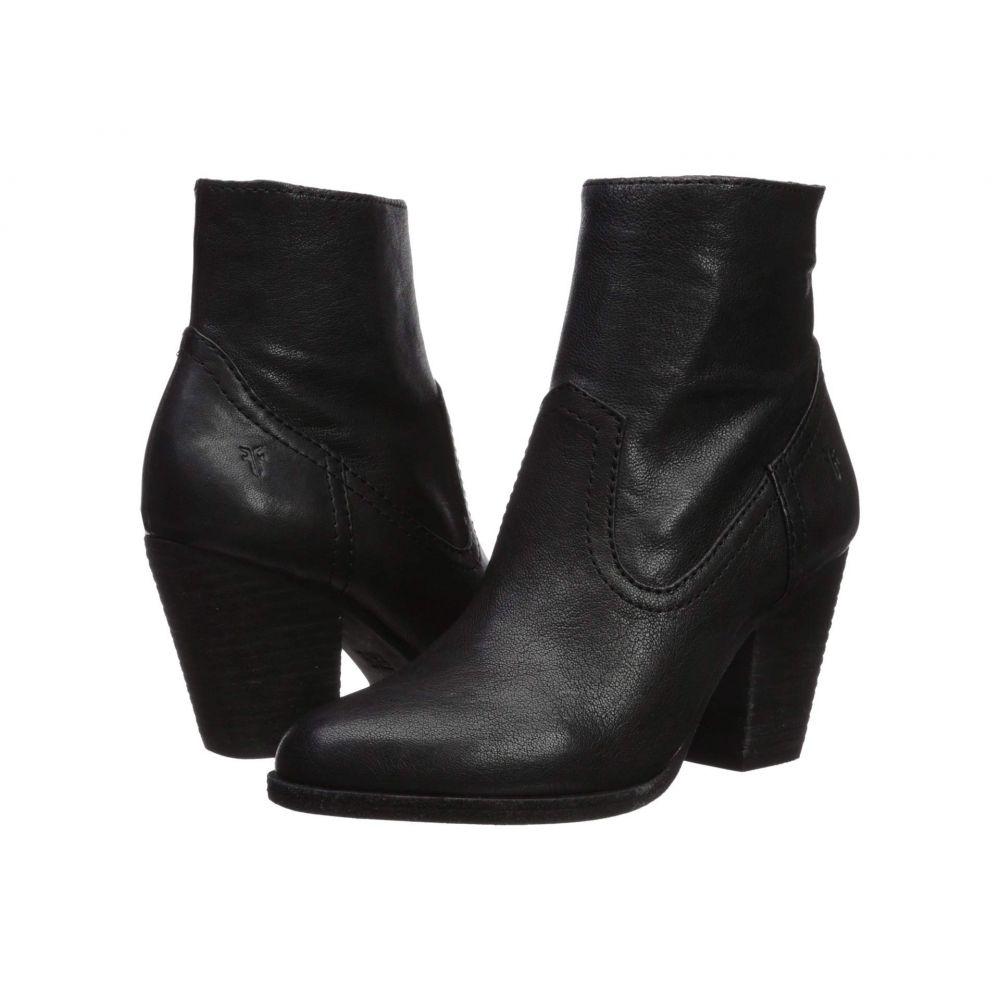 フライ Frye レディース ブーツ シューズ・靴【Essa Bootie】Black Oiled Vintage