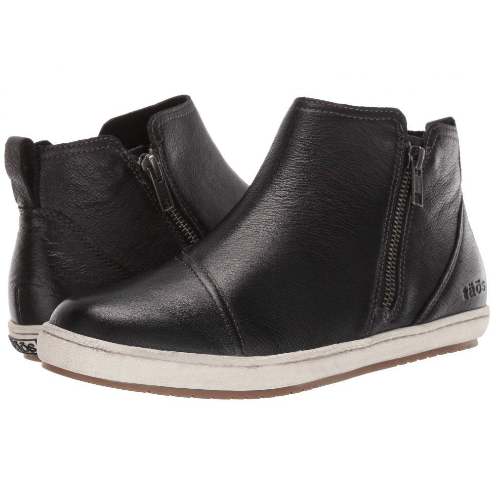タオス Taos Footwear レディース ブーツ シューズ・靴【Bootsie】Black