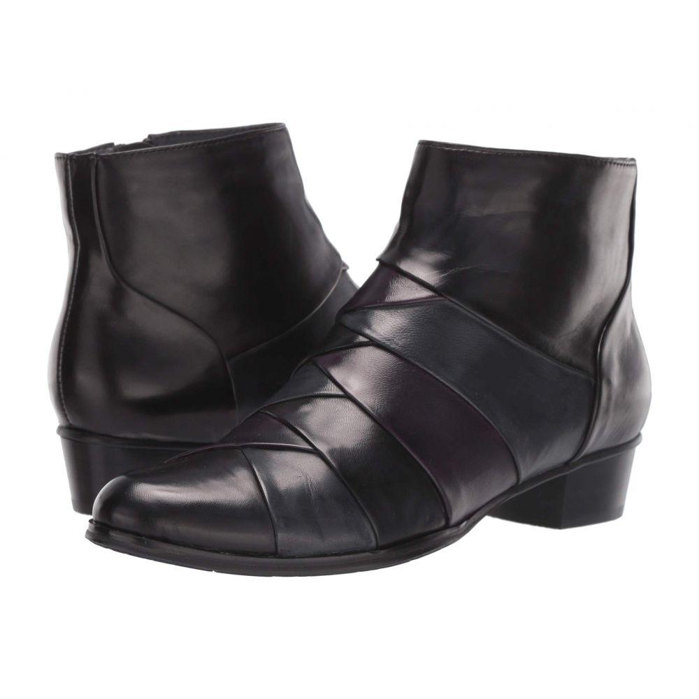 スプリングステップ Spring Step レディース ブーツ シューズ・靴【Gaye】Black Multi
