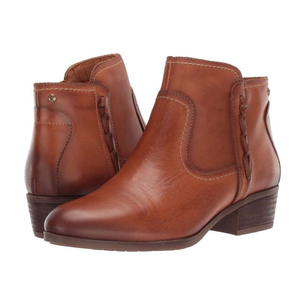 ピコリノス Pikolinos レディース ブーツ シューズ・靴【Daroca W1U-8774】Brandy
