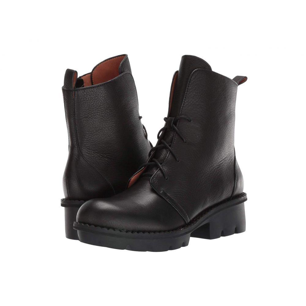 ラモールドピード L'Amour Des Pieds レディース ブーツ シューズ・靴【Fruma】Black Lamba