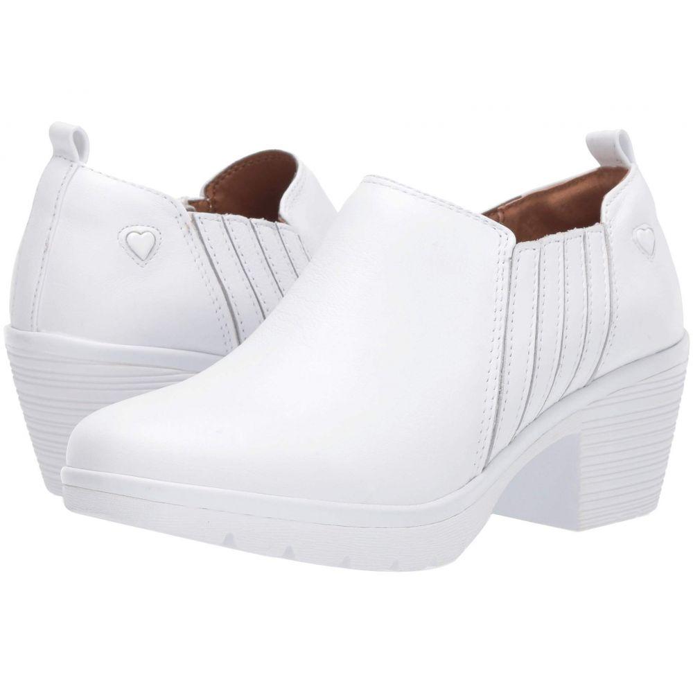 ナースメイト Nurse Mates レディース ブーツ シューズ・靴【Edda】White