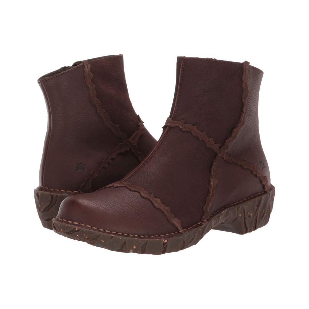 エル ナチュラリスタ El Naturalista レディース ブーツ シューズ・靴【Yggdrasil NG59】Brown