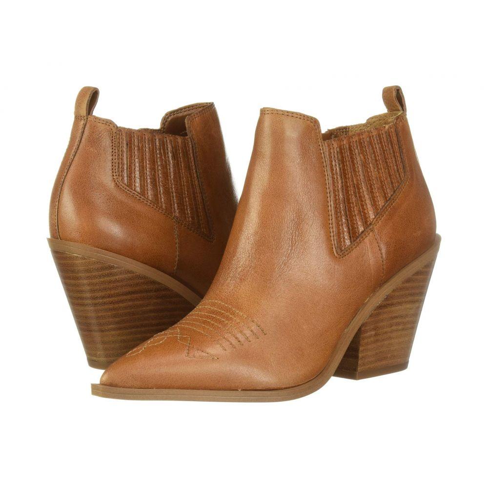 フランコサルト Franco Sarto レディース ブーツ シューズ・靴【Cavallarie】Cognac Leather