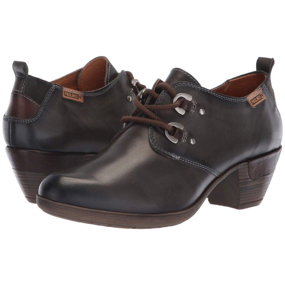 ピコリノス Pikolinos レディース ブーツ シューズ・靴【Rotterdam 902-5850】Lead Olmo