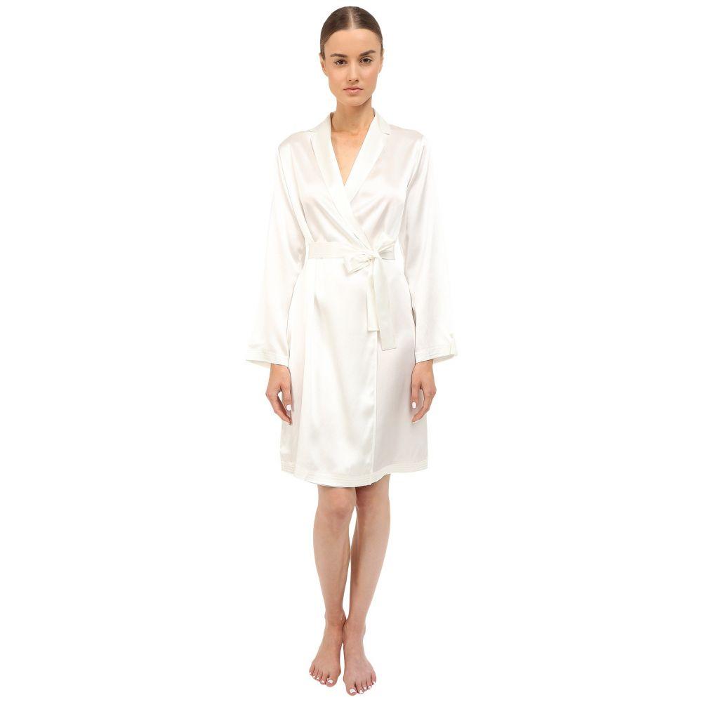 ラ ペルラ La Perla レディース ガウン・バスローブ ショート丈 インナー・下着【Silk Short Robe】Natural