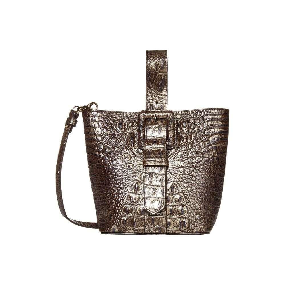 ブラーミン Brahmin レディース ショルダーバッグ バッグ【Melbourne Faith Shoulder Bag】Umbra