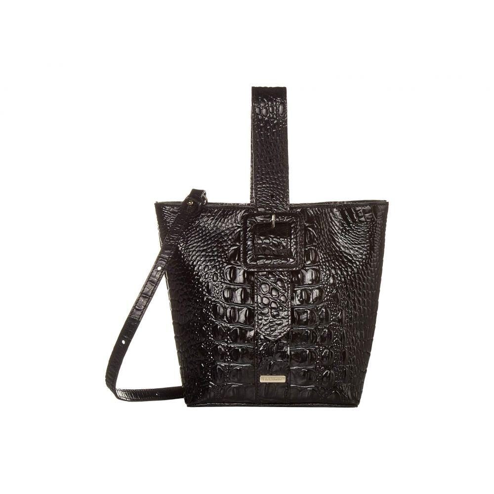 ブラーミン Brahmin レディース ショルダーバッグ バッグ【Melbourne Faith Shoulder Bag】Black