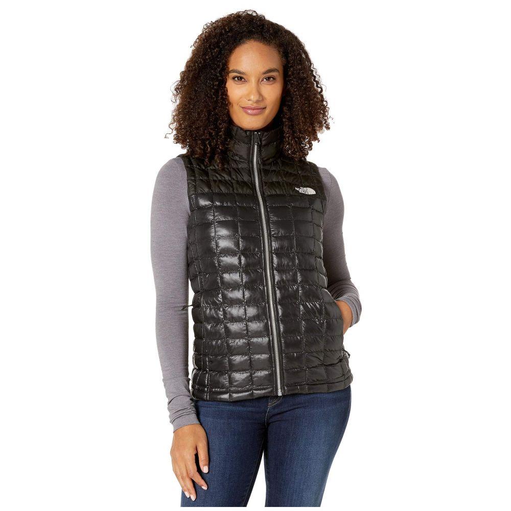 ザ ノースフェイス The North Face レディース ベスト・ジレ トップス【ThermoBall(TM) Eco Vest】TNF Black Matte Shine