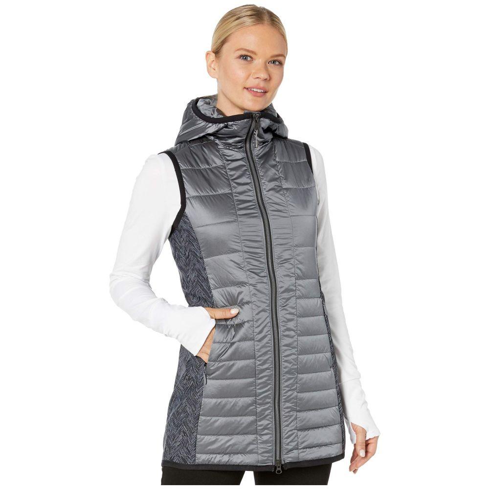 オバマイヤー Obermeyer レディース ベスト・ジレ トップス【Miriam Hybrid Vest】Knightly