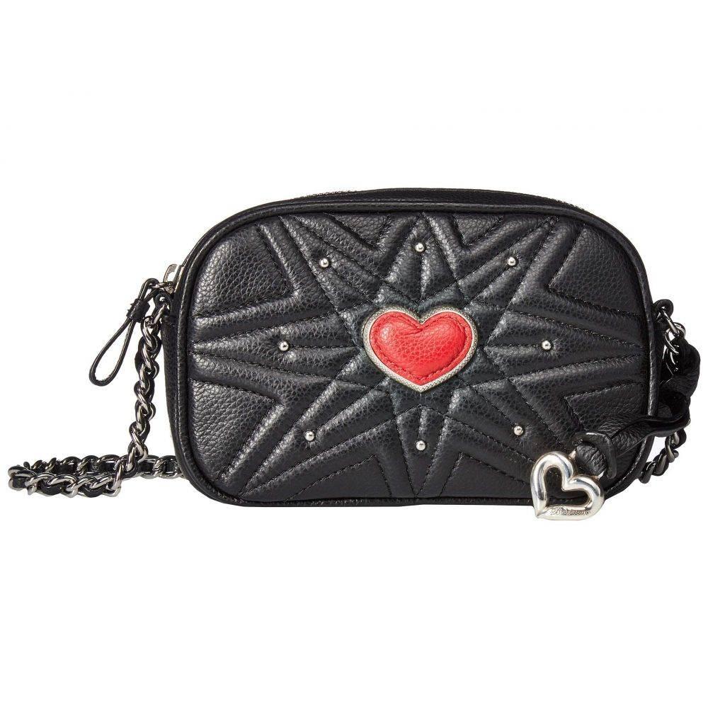 ブライトン Brighton レディース ショルダーバッグ バッグ【Cupid Mini Camera Bag】Black/Red