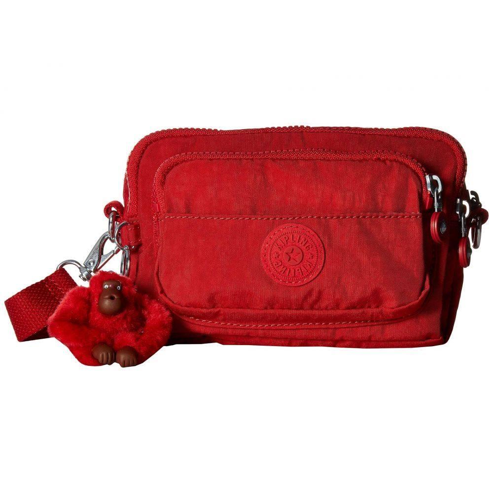 キプリング Kipling レディース ショルダーバッグ バッグ【Multiple Belt Crossbody Bag】Cherry T