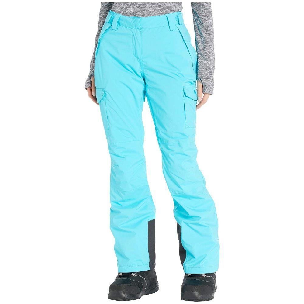ヘリーハンセン Helly Hansen レディース スキー・スノーボード カーゴ ボトムス・パンツ【Switch Cargo 2.0 Pants】Scuba Blue