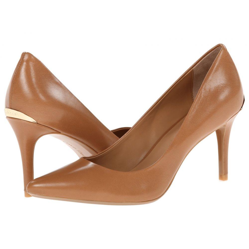 カルバンクライン Calvin Klein レディース パンプス シューズ・靴【Gayle Pump】Caramel