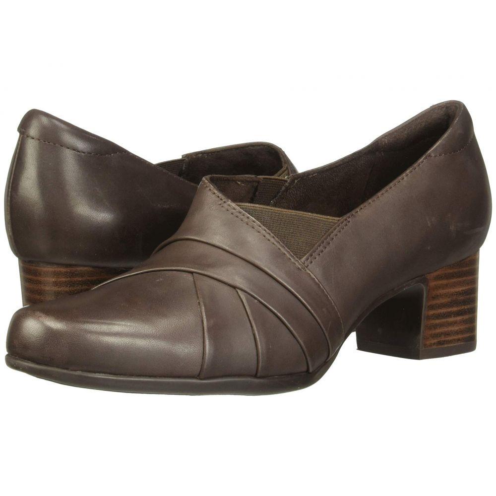 クラークス Clarks レディース ブーツ シューズ・靴【Un Damson Adele】Brown Leather