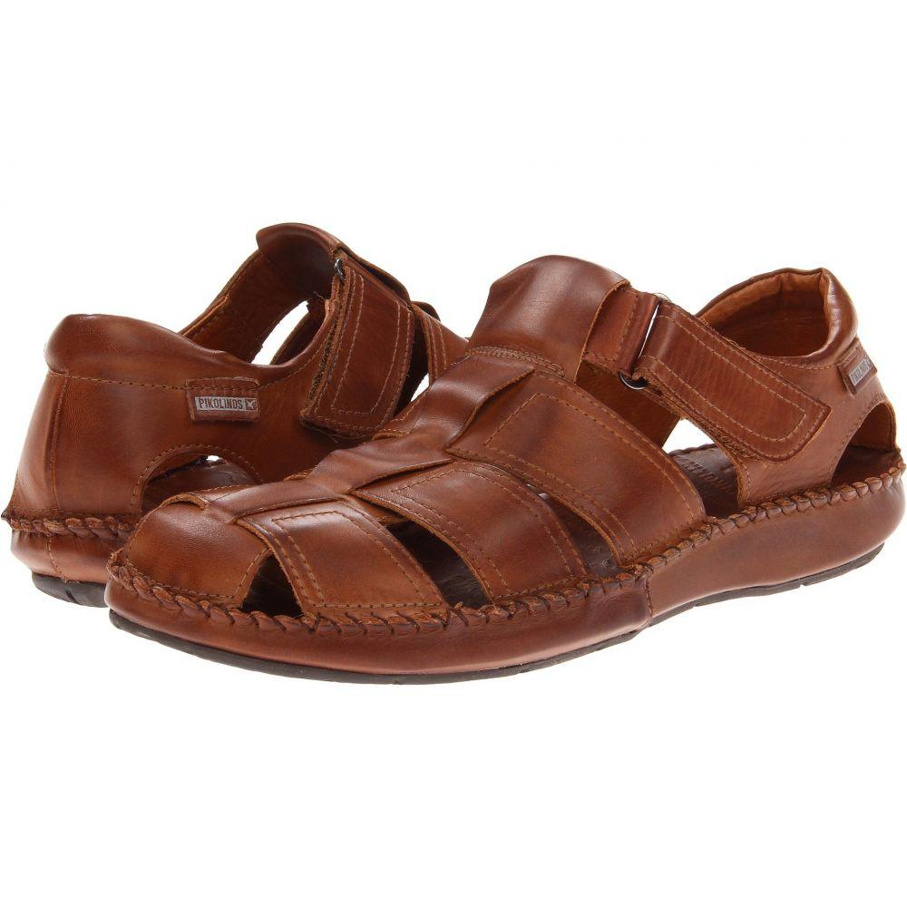 ピコリノス Pikolinos メンズ サンダル シューズ・靴【Tarifa 06J-5433】Cuero