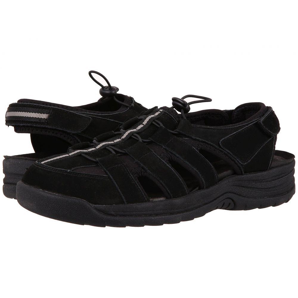 ドリュー Drew メンズ サンダル シューズ・靴【Hamilton】Black Nubuck