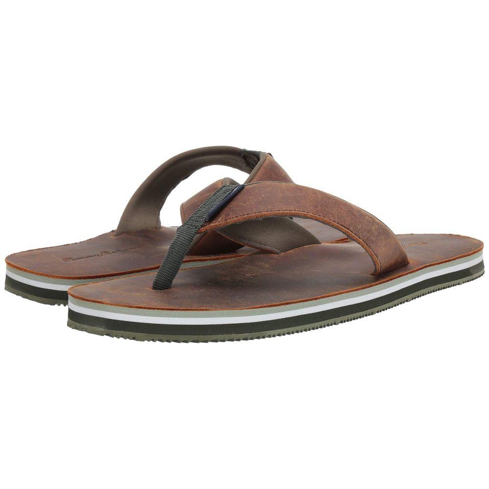 トミー バハマ Tommy Bahama メンズ ビーチサンダル シューズ・靴【Khenan】Brown