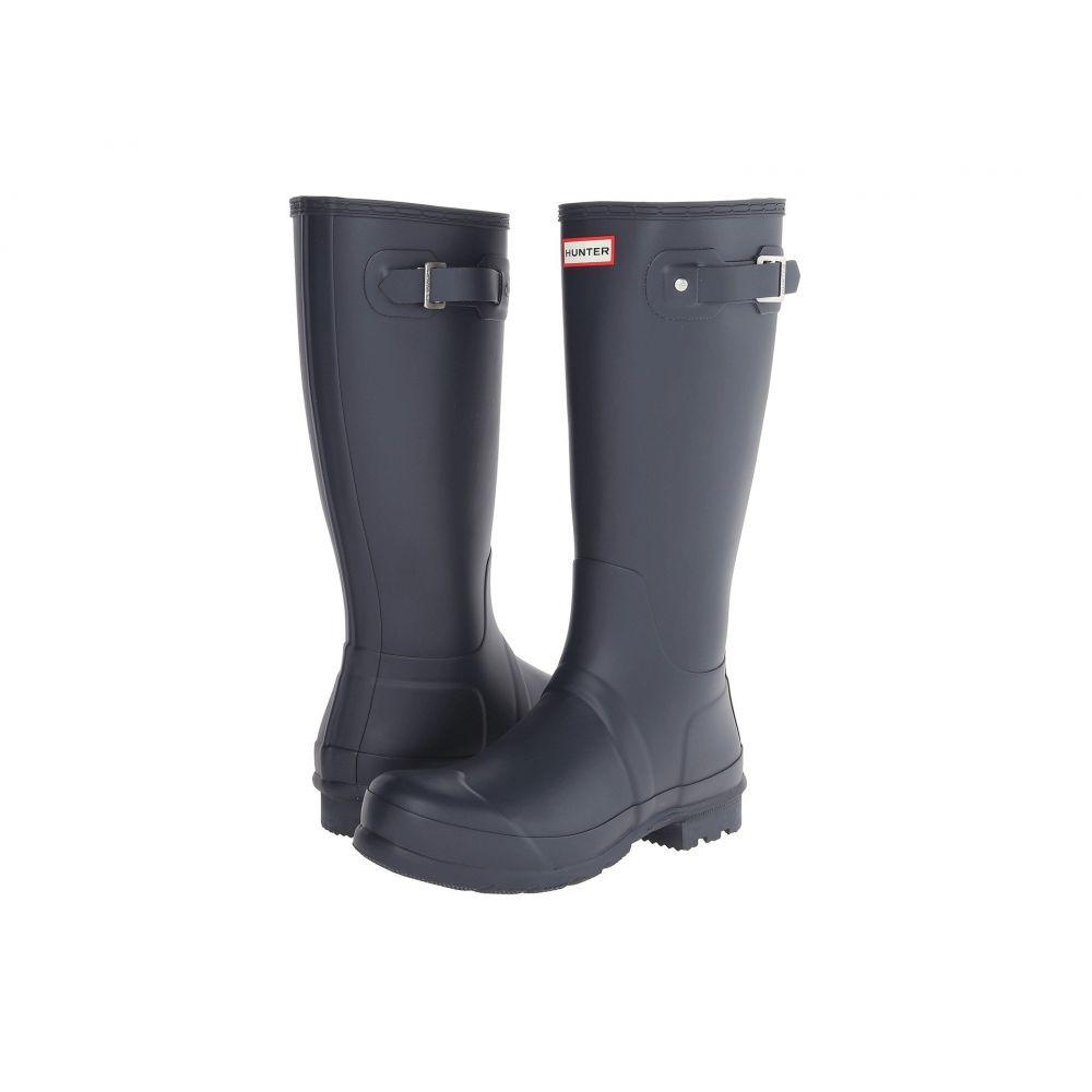 ハンター Hunter メンズ レインシューズ・長靴 シューズ・靴【Original Tall Rain Boots】Navy