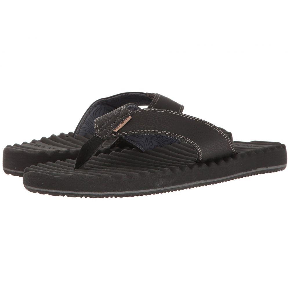 フリーウォータース Freewaters メンズ ビーチサンダル シューズ・靴【Basecamp】Black