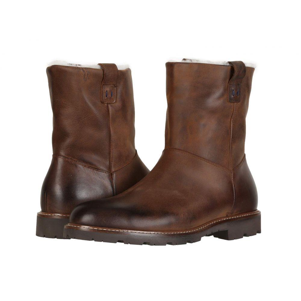 ロス & スノー Ross & Snow メンズ ブーツ シューズ・靴【Kenneth】Brown