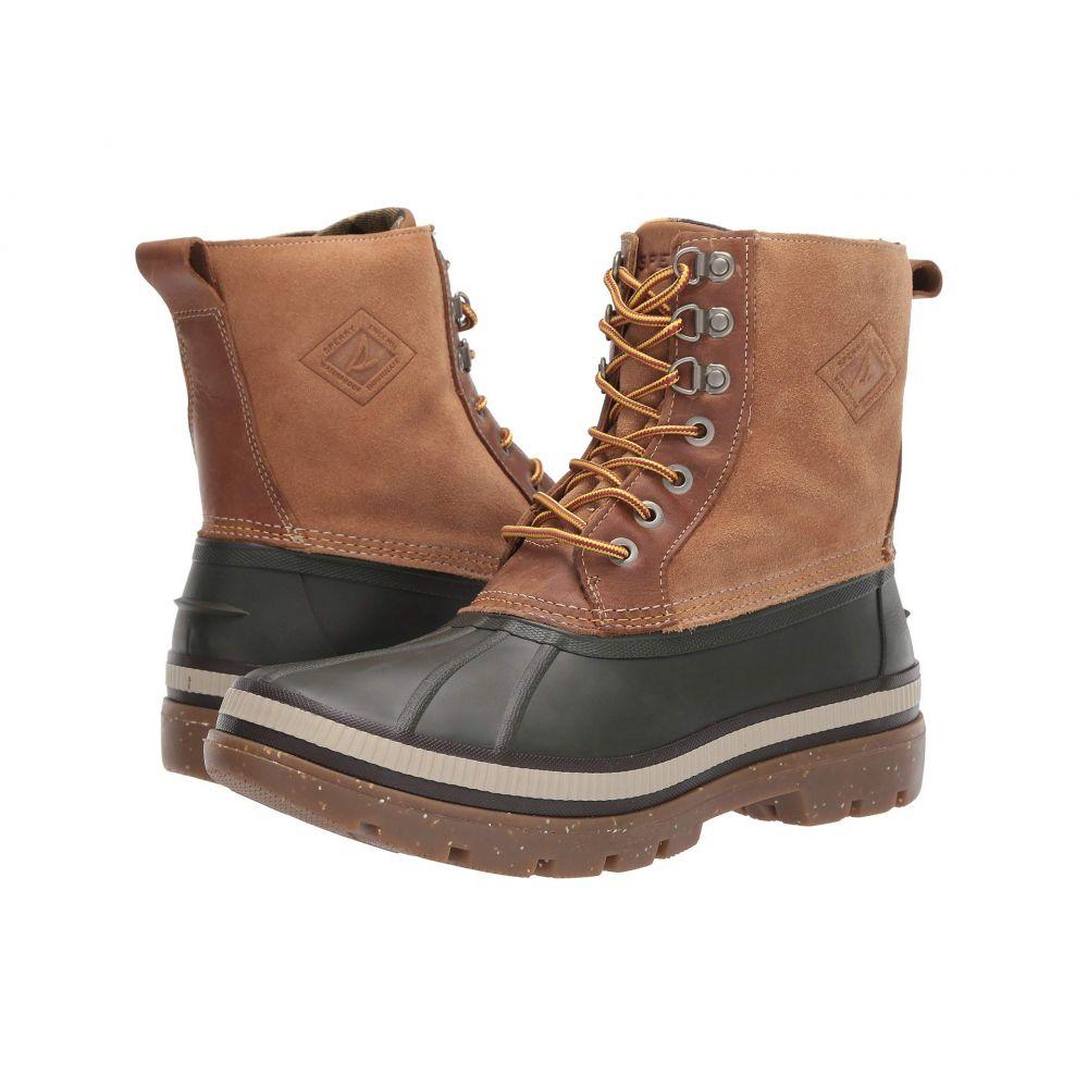 スペリー Sperry メンズ ブーツ シューズ・靴【Ice Bay Boot】Olive/Tan