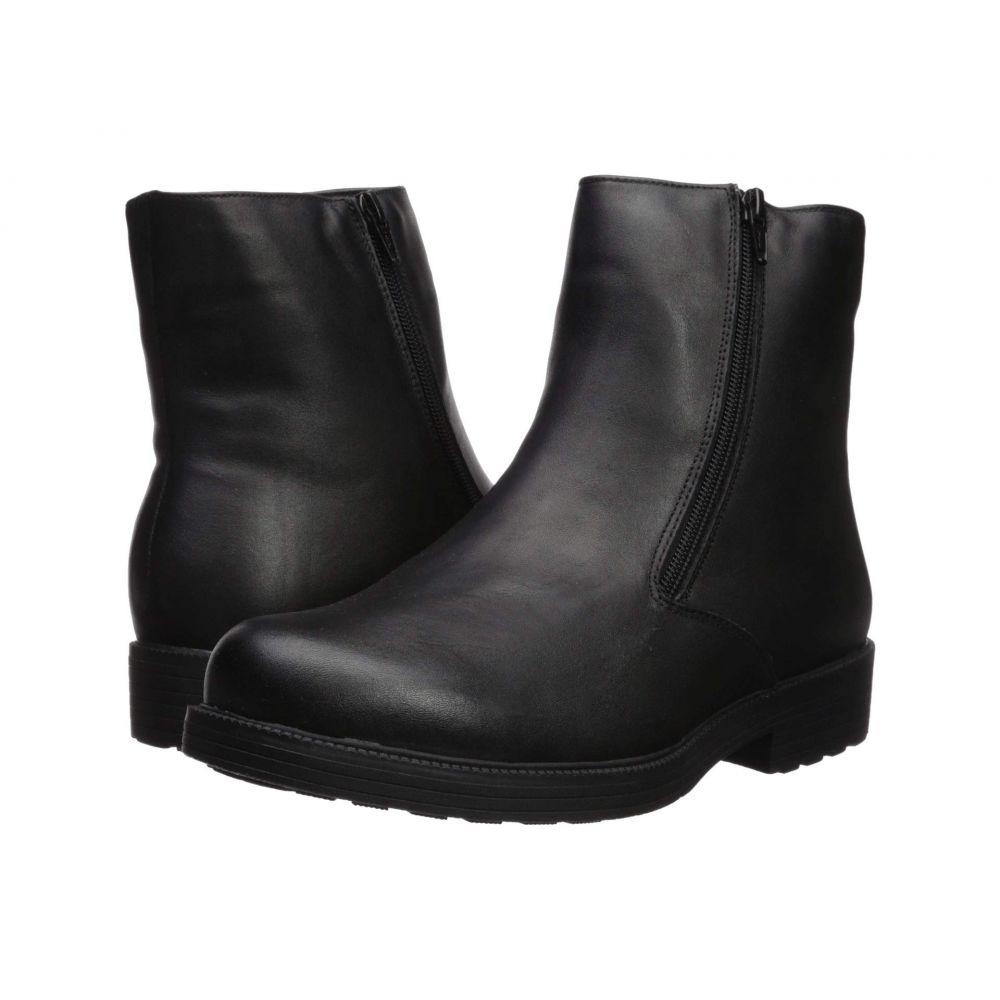 プロペット Propet メンズ ブーツ シューズ・靴【Troy Double Zip】Black