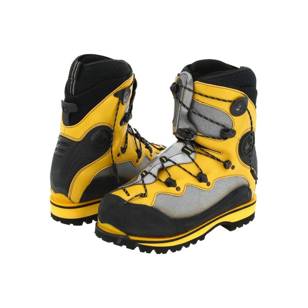 ラスポルティバ La Sportiva メンズ ブーツ シューズ・靴【Spantik】Yellow/Grey/Black