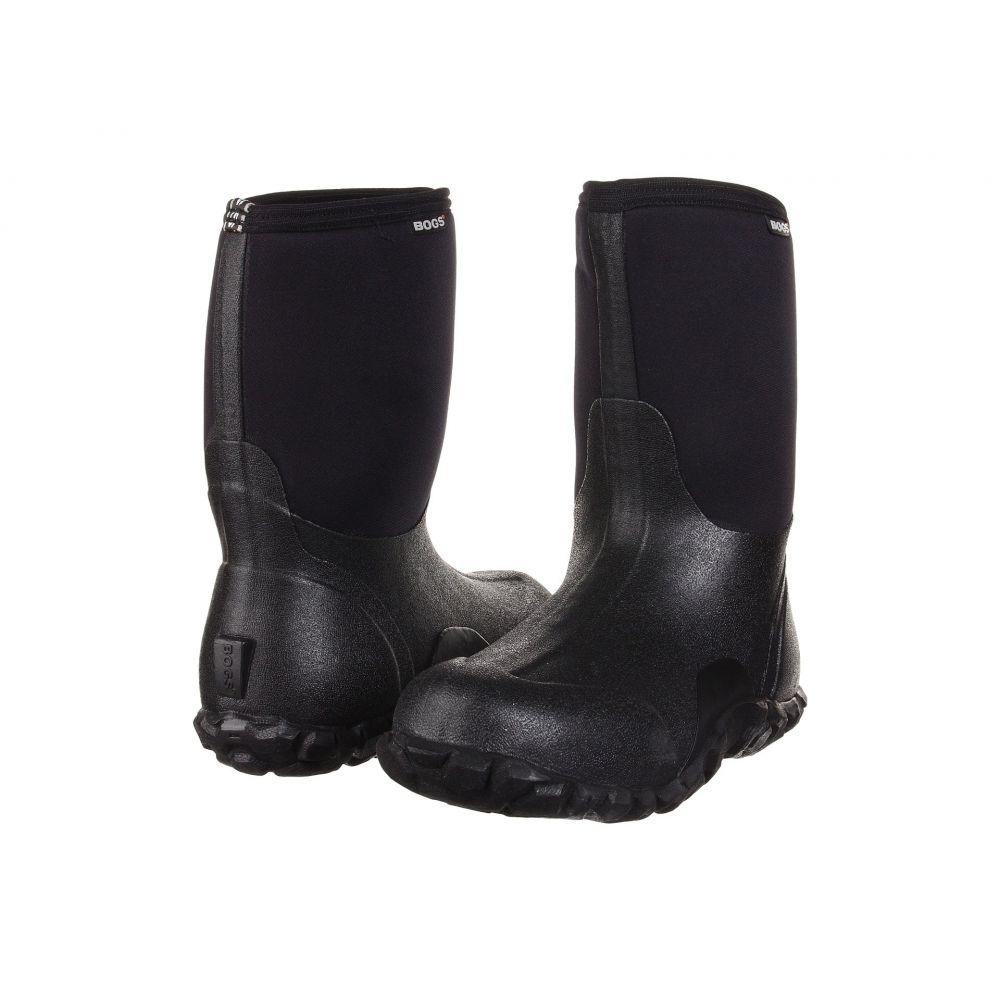 ボグス Bogs メンズ ブーツ シューズ・靴【Classic Mid】Black