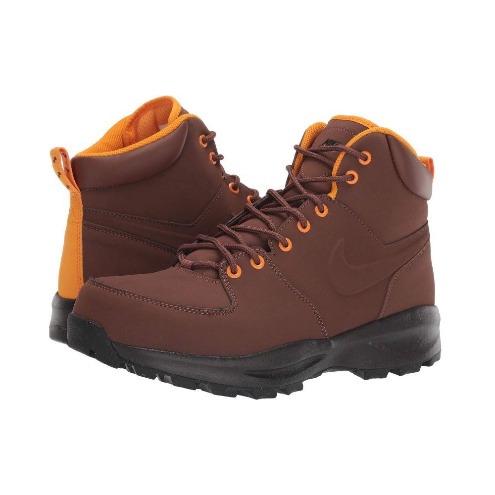 ナイキ Nike メンズ ハイキング・登山 シューズ・靴【Manoa Leather】Fauna Brown/Fauna Brown/Fauna Brown