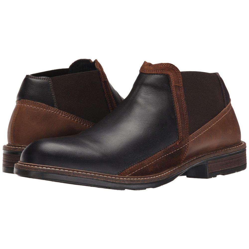 ナオト Naot メンズ ブーツ シューズ・靴【Business】French Roast Leather/Saddle Brown Leather/Seal Brown Suede
