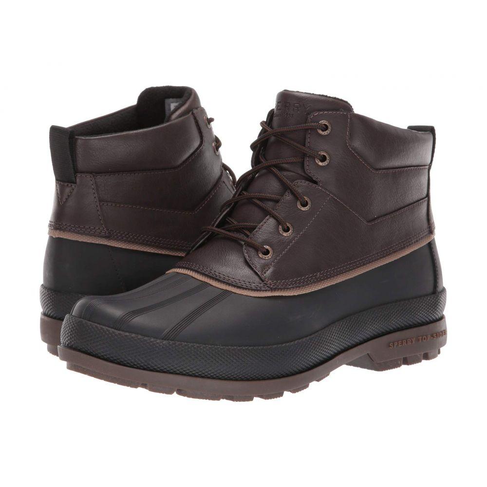 スペリー Sperry メンズ ブーツ チャッカブーツ シューズ・靴【Cold Bay Chukka】Amaretto/Black