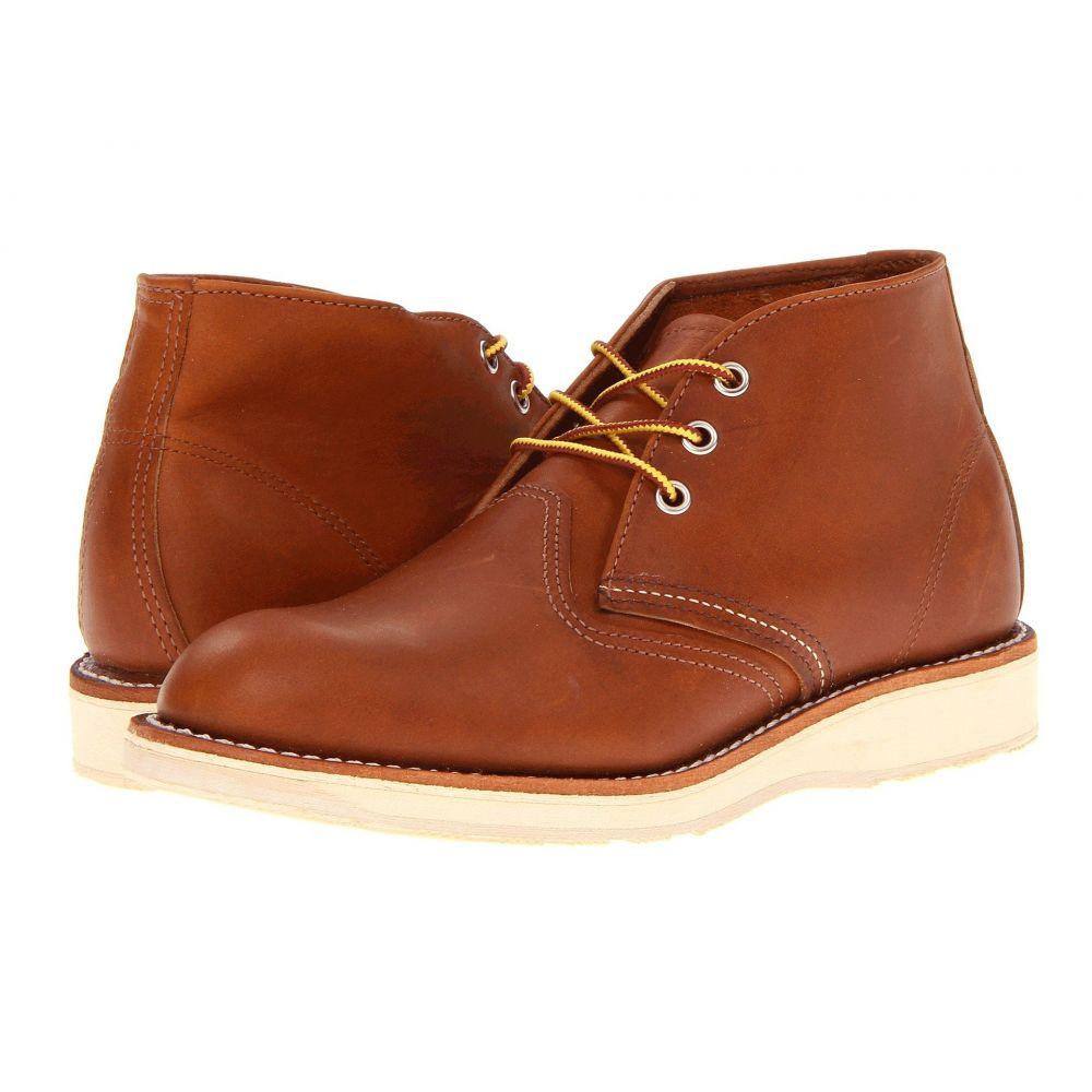 レッドウィング Red Wing Heritage メンズ ブーツ チャッカブーツ シューズ・靴【Work Chukka】Oro-iginal