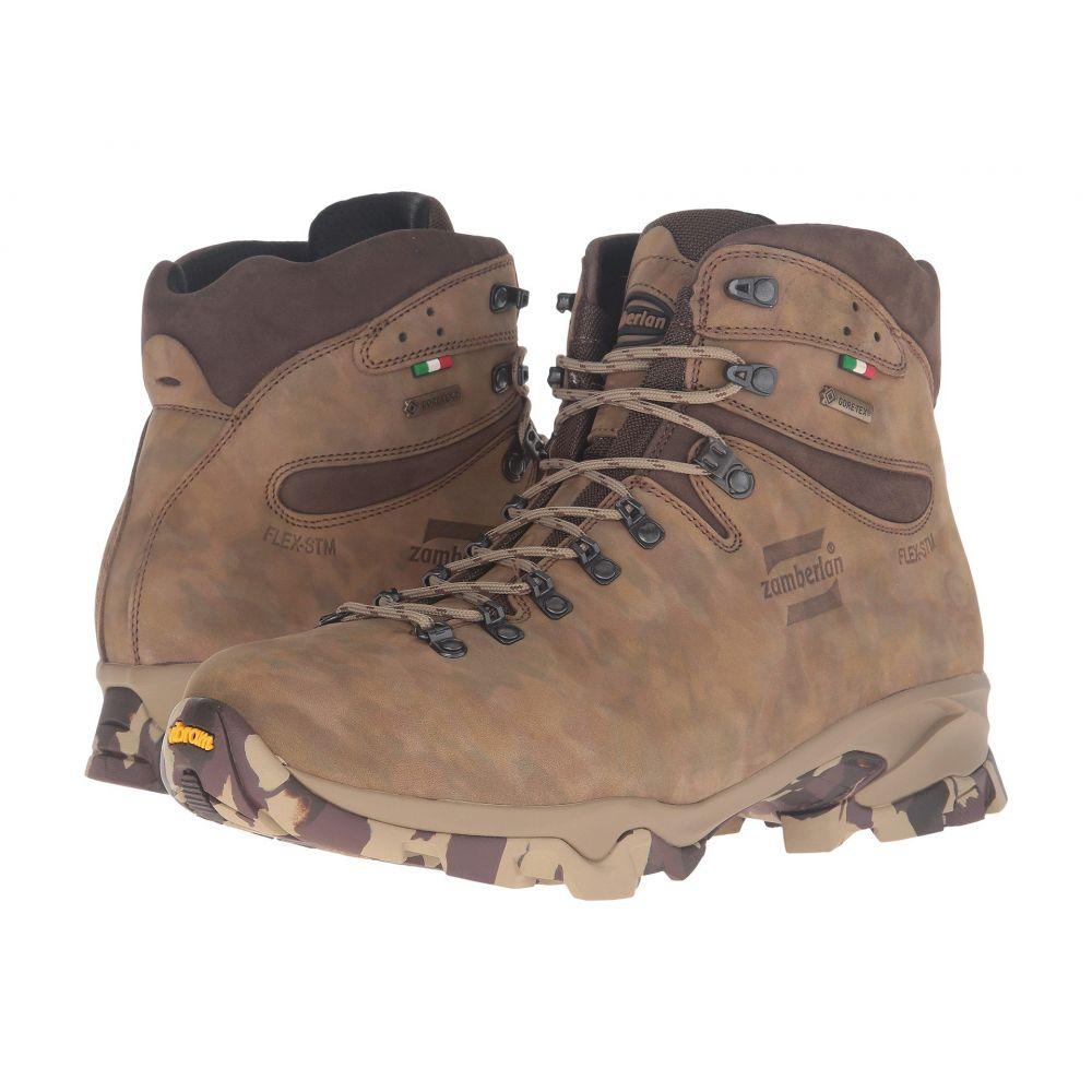 ザンバラン Zamberlan メンズ ハイキング・登山 シューズ・靴【Leopard GTX】Camouflage