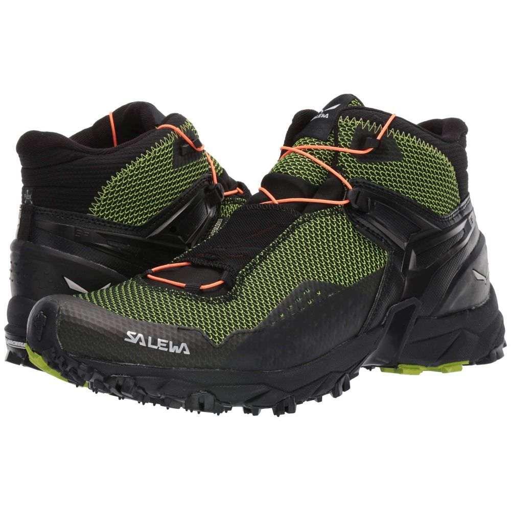 サレワ SALEWA メンズ ハイキング・登山 シューズ・靴【Ultra Flex Mid GTX】Cactus/Fluo Orange