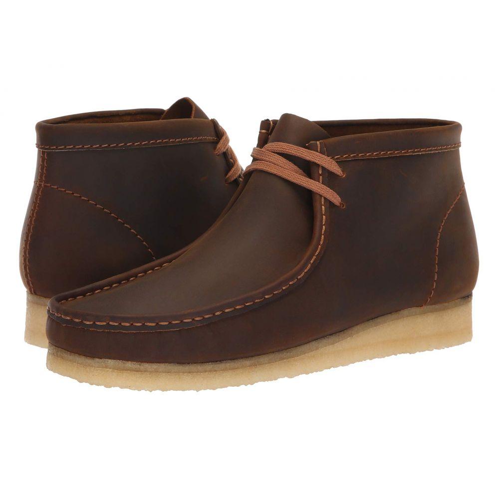 クラークス Clarks メンズ ブーツ シューズ・靴【Wallabee Boot】Beeswax