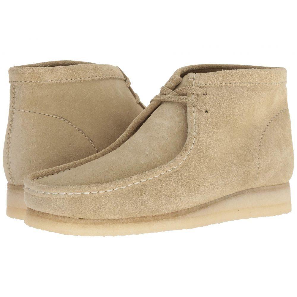 クラークス Clarks メンズ ブーツ シューズ・靴【Wallabee Boot】Maple Suede
