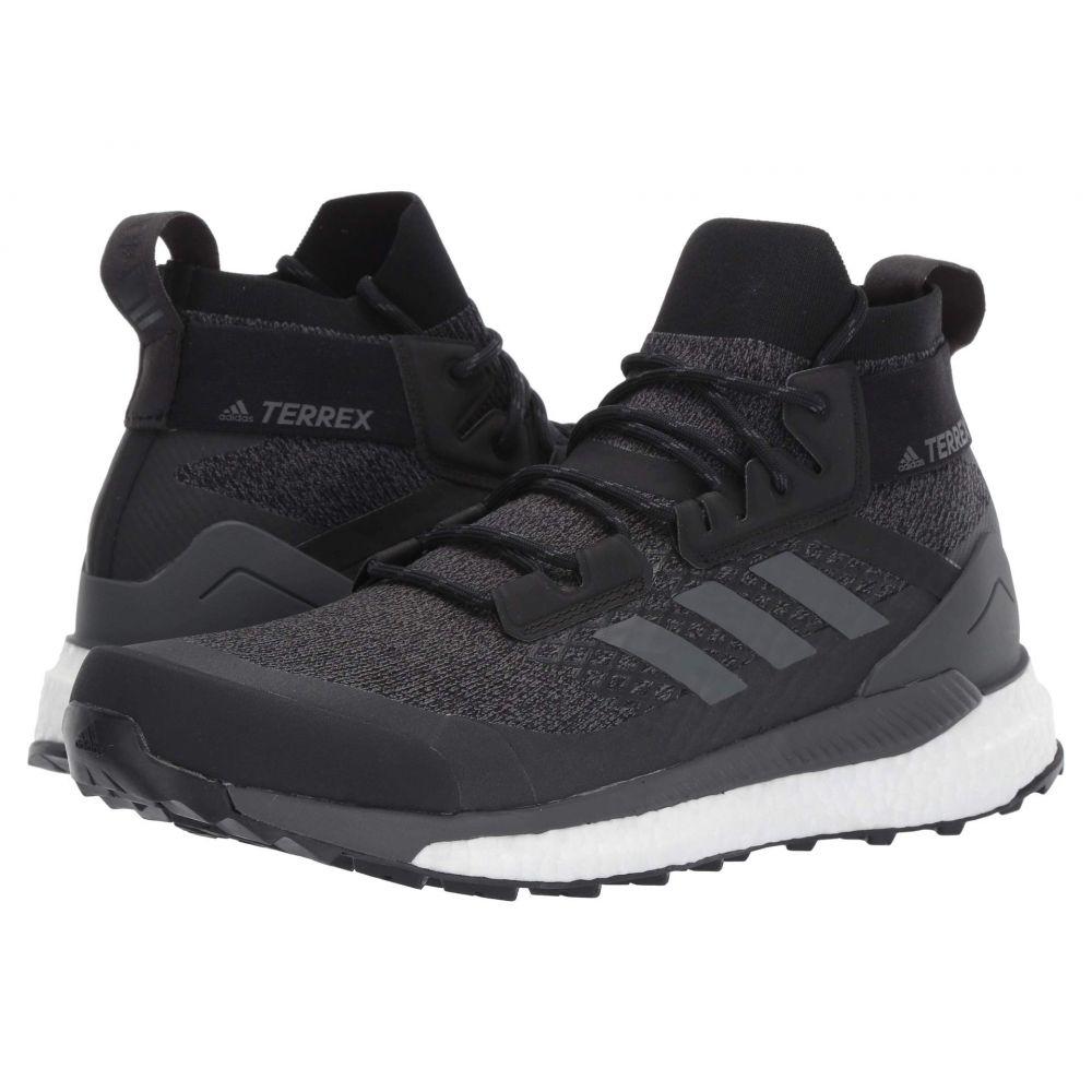 アディダス adidas Outdoor メンズ ハイキング・登山 シューズ・靴【Terrex Free Hiker】Black/Grey Six/Active Orange