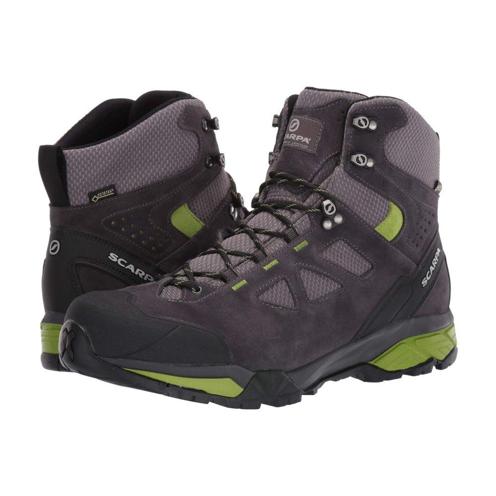 スカルパ Scarpa メンズ ハイキング・登山 シューズ・靴【ZG Lite GTX】Dark Grey/Spring