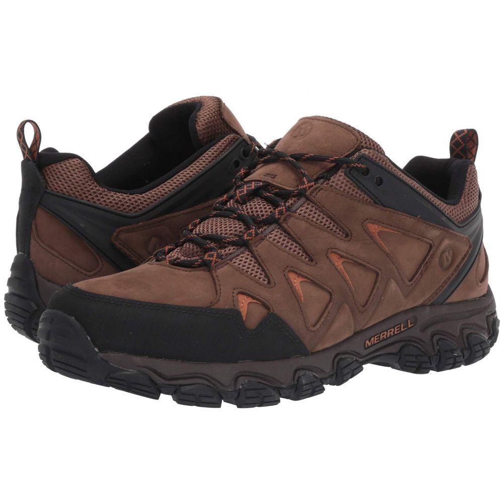 メレル Merrell メンズ ハイキング・登山 シューズ・靴【Pulsate 2 Leather】Dark Earth