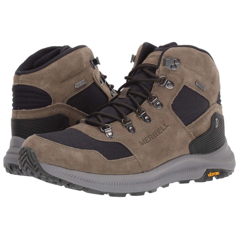 メレル Merrell メンズ ハイキング・登山 シューズ・靴【Ontario 85 Mid Waterproof】Olive
