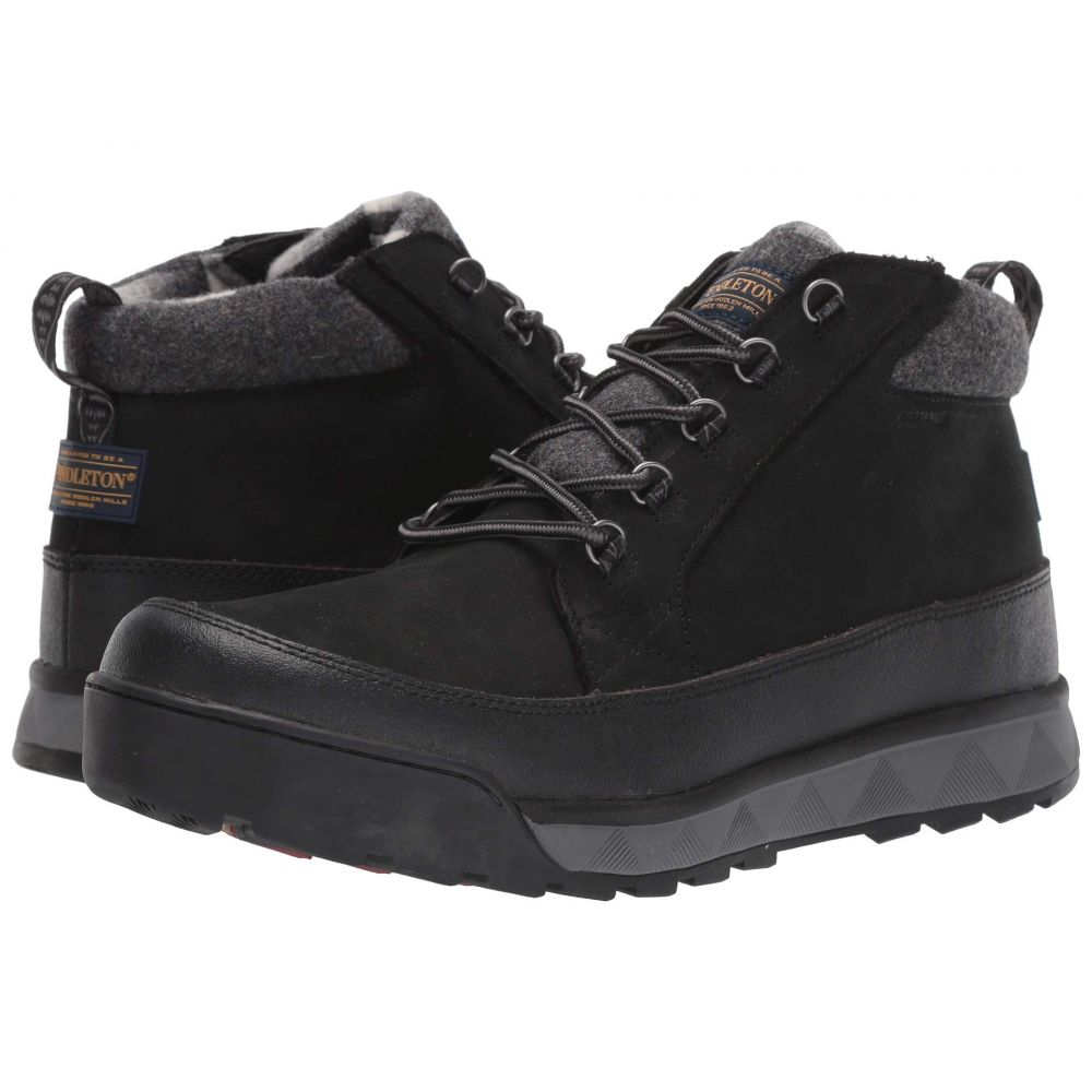 ペンドルトン Pendleton メンズ ハイキング・登山 シューズ・靴【Kinsman Trail】Black