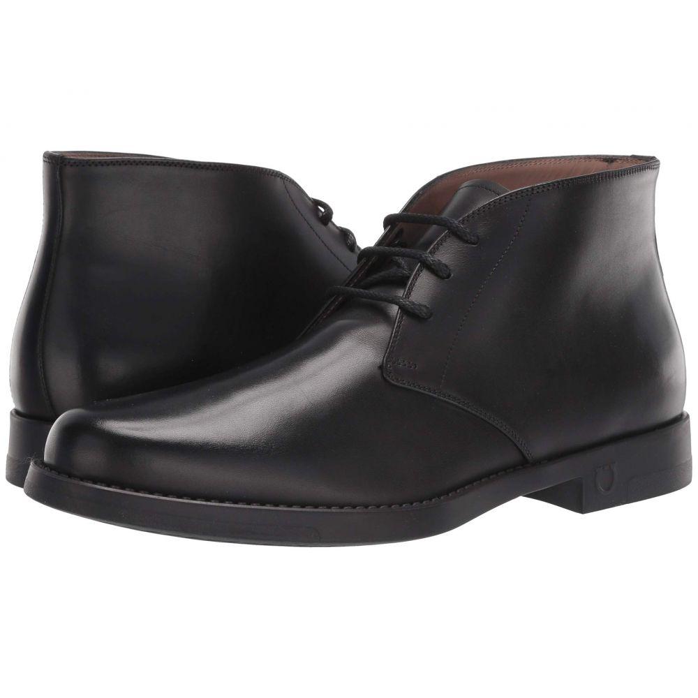 サルヴァトーレ フェラガモ Salvatore Ferragamo メンズ ブーツ シューズ・靴【Sachie Boot】Black