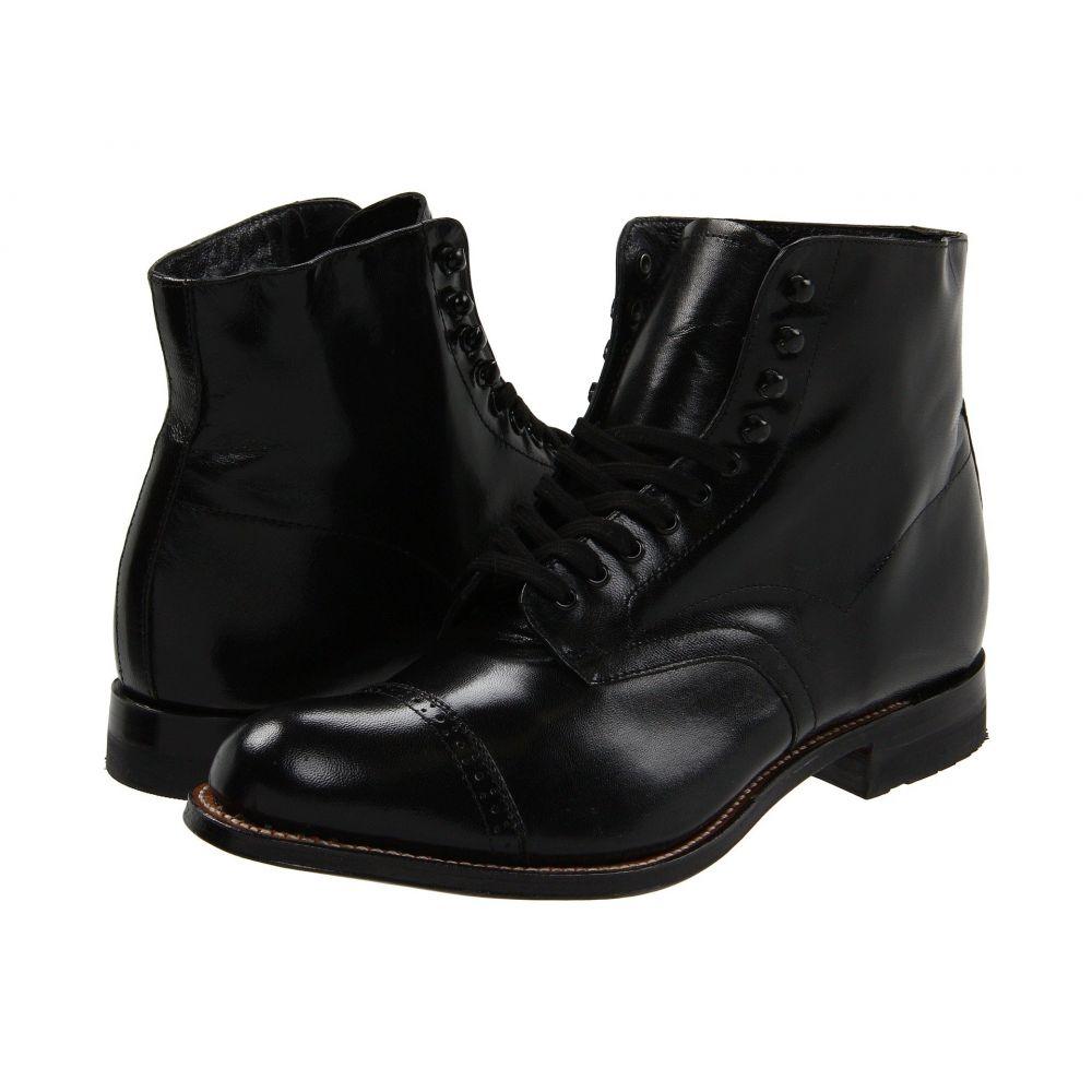 ステイシー アダムス Stacy Adams メンズ ブーツ シューズ・靴【Madison Boot】Black