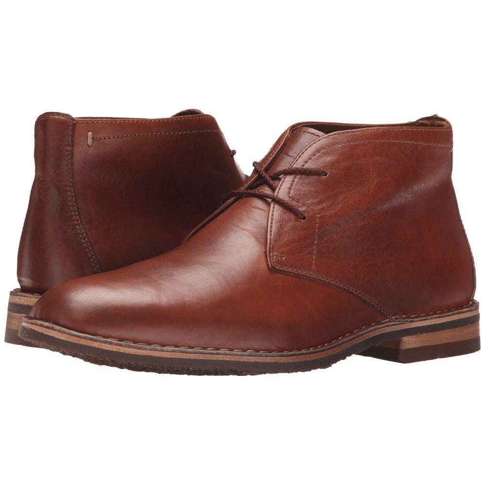 トラスク Trask メンズ ブーツ シューズ・靴【Brady】Saddle Tan American Bison