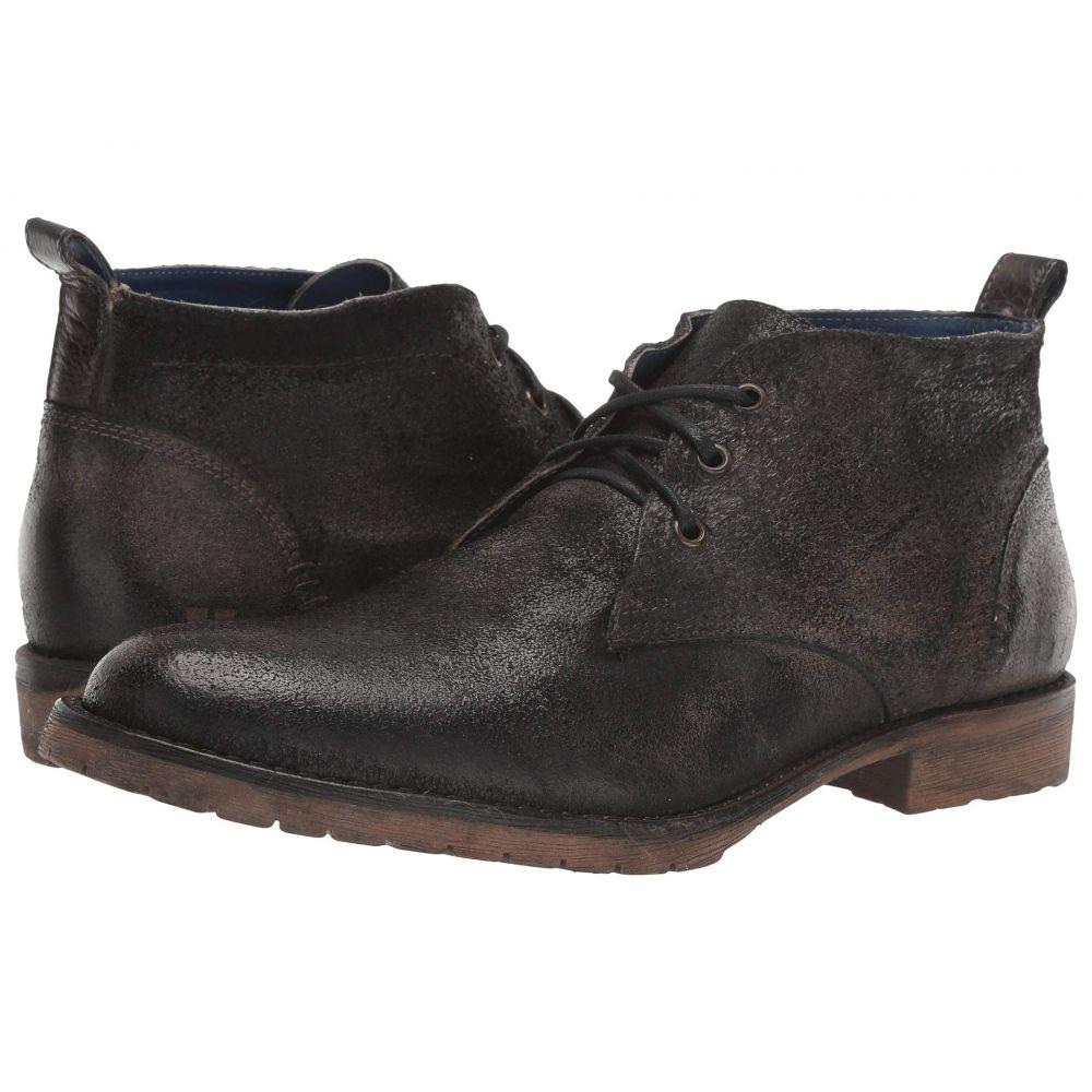 ベッドステュ Bed Stu メンズ ブーツ シューズ・靴【Rayburn】Black Rustic Rust BFS