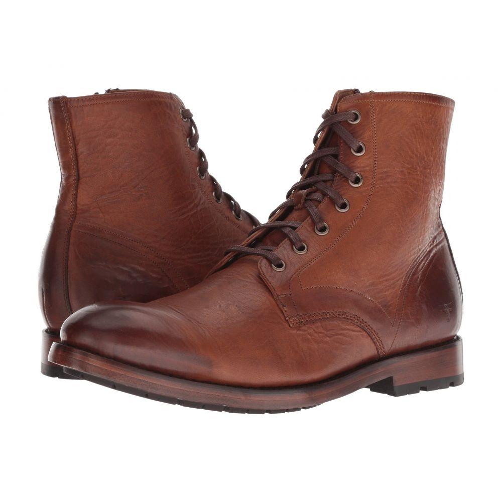 安い フライ Frye メンズ ブーツ レースアップ シューズ レースアップ・靴【Bowery ブーツ Lace-Up シューズ・靴【Bowery】Cognac Antique Pull-Up, 木のおもちゃ おっぽろっぽ:e88121ce --- experiencesar.com.ar